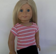 Hey, I found this really awesome Etsy listing at https://www.etsy.com/listing/467674309/ag-doll18-inch-doll-coral-and-cream