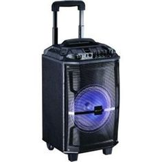 """8"""" Pro Bluetooth Speaker With Disco Effect"""