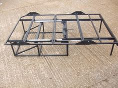 ROCK-N-ROLL-BED-FRAME-3-4-DELUXE-ON-LASHING-DOWN-POINTS