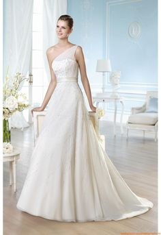 Ärmallos  Brautkleider 2014
