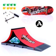 BS#S Skate Park Ramp Parts for Tech Deck  Finger Board A Type Kid Children Toy Gifts-in Mini Skateboards & Bikes from Toys & Hobbies on Aliexpress.com | Alibaba Group