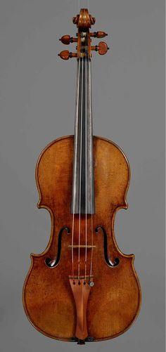 Antonio Stradivari, 'Lady Jeanne', Cremona 1731