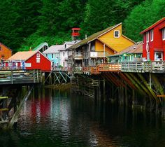 Already been, but would go back in a heartbeat - Ketchikan, Alaska