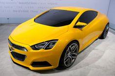 Chevrolet Tru Code 140S concept