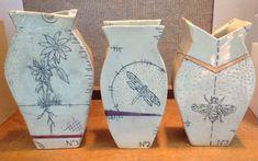 Slab Vase Ceramic (33)