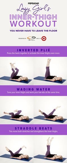 Lazy Girl's Inner-Thigh Workout, and It's Pilates Weight Loss & Gaining Muscle Program Love the graphic shows 'skinny fat' and healthier, sexy, fit version who weighs more. Not about the number on the scale! Pilates Training, Pilates Workout, Fitness Workouts, Fitness Motivation, Fitness Diet, At Home Workouts, Health Fitness, Thigh Workouts, Quick Workouts