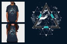Geometric Tees by Design-By-Humans on DeviantArt