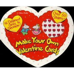 Make Your Own Valentine Cards