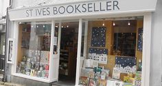 Coolest Bookshops in the UK - Books - ShortList Magazine St Ives Cornwall, Cornwall England, National Novel Writing Month, Literary Travel, Fishing Shop, Camera Shop, Beloved Book, Small Victories, Book Cafe