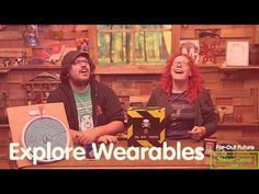 Maker Camp 2015 - Explore Wearables
