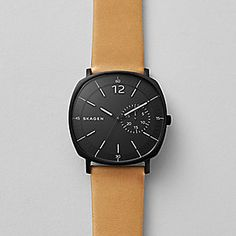 Skagen - Rungsted Leather Watch