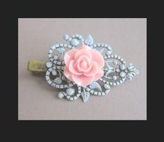 Bridesmaid clip