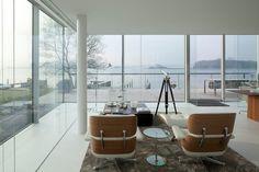 View of Veere - House Kamperland, Veere, 2009 - Bedaux de Brouwer Architecten