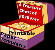 This free resource is a treasure chest of 1,078 different printable paper templates! Download them for free! Schedules, seating charts, class lists, calendars - lots of time-saving freebies!