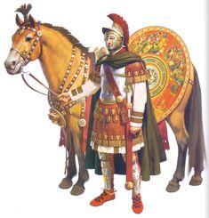 The Roman officer, 235