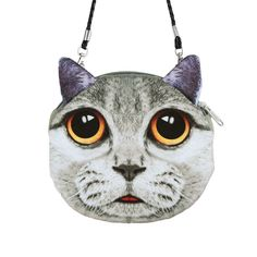 Mesmerising Cat Mini Bag - Chose From 17 Different Cats
