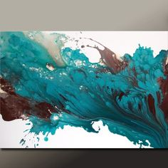 Abstract from Etsy