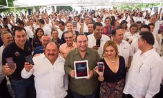 ENTREGA EL GOBERNADOR ROBERTO BORGE EQUIPAMIENTO AL ICATQROO POR MÁS DE 3.5 MDP