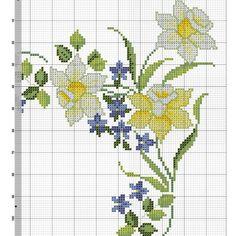 Cross Stitch Pillow, Cross Stitch Borders, Cross Stitch Flowers, Cross Stitch Charts, Cross Stitching, Cross Stitch Embroidery, Hand Embroidery, Cross Stitch Patterns, Seed Bead Patterns