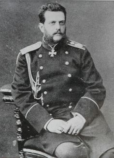 Grand Duke Vladimir Alexandrovich was a son of Emperor Alexander II of Russia. He was a brother of Tsar Alexander III of Russia and was the Senior Grand Duke of the House of Romanov during the reign of his nephew, Tsar Nicholas II