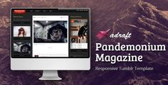 Pandemonium Magazine