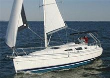 Explore Hunter sailboats for sale. View this 2009 Hunter 33 sailboat for sale at Stan Miller Yachts, located in Long Beach, CA. Used Sailboats For Sale, Used Boat For Sale, Sailing Videos, Sailing Pictures, Big Yachts, Sailboat Interior, Boat Dealer, Boat Fashion, Used Boats
