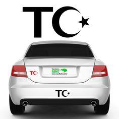 #TC #Auto #Aufkleber #Sticker #Yapiskan