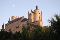 » 10 castillos que parecen de cuento en España Viajes – 101lugaresincreibles -