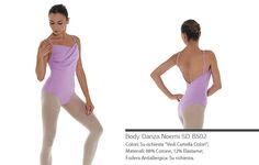 Body Danza Noemi (SD B502)