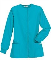 Best Buy Round Neck Scrub Jacket is new and improved with wider pockets, a re-designed cell phone pocket and softer fabric. Find the perfect warm-up scrub jacket for you at Uniform Advantage. Buy Scrubs, Nurse Mates, Uniform Advantage, Scrub Jackets, Scrub Sets, Jacket Style, Perfect Match, Soft Fabrics, Cool Things To Buy