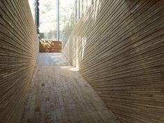 Gallery of China Academy of Arts' Folk Art Museum / Kengo Kuma & Associates - 7