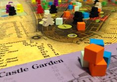 Board in the Library, Part One: An Introduction to Designer Board Games