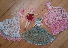 crinoline crocheting