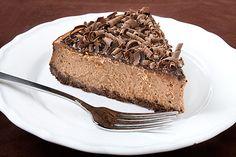 Bailey's Chocolate Cheesecake Recipe | gimmesomeoven.com