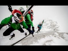 The Ultimate Ski Touring Challenge - Atomic Waymaker 2013