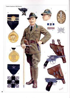 Ww2 Uniforms, Military Uniforms, British Army Uniform, Italian Army, National History, Military Diorama, Army & Navy, Military History, Military Fashion