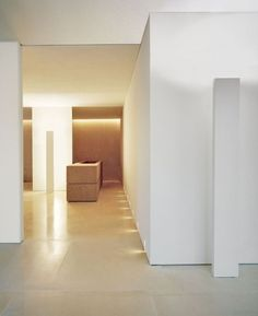 Claudio Silvestrin | Kanye West Loft | New York 2007