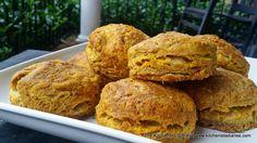 The Kitchenista Diaries: Pumpkin Sage Biscuits