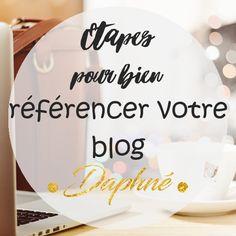 Étapes pour bien référencer votre blog