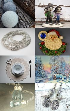 winter day by Sophie R on Etsy--Pinned with TreasuryPin.com