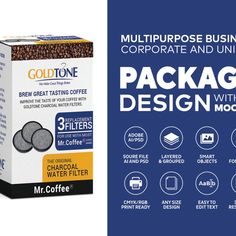 I will design product packaging box with 3d mockup, #product, #design, #packaging Design Packaging, Product Packaging, Box Packaging, Charcoal Water Filter, Hire Freelancers, Product Design, Service Design, Mockup, 3d