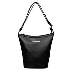 Michael Kors Classic Duffle Small Black Crossbody Bags