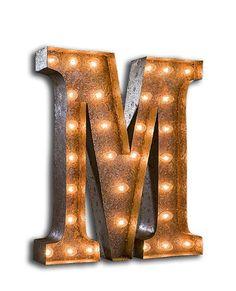 Vintage Marquee Lights-M