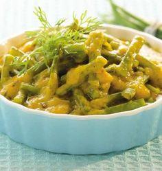 Gawar Pumpkin Vegetable Recipe