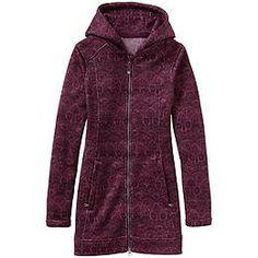Shanti Jacket - The cozy fleece CYA jacket in sweater fleece with a streamlined fit that looks great on everybody.