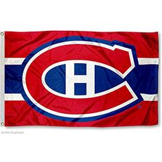 Canadiens Flags