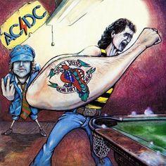 AC/DC - Dirty Deeds Done Dirt Cheap (1976) - MusicMeter.nl