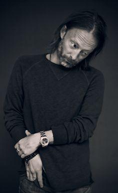 Thom Yorke - #Radiohead - LA, 2013-5-16 - By Larry Hirshowitz