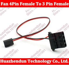 fcfe6f448c30d0a2a8afab14e2a99f6c computer fan cable alseye 5 pieces cable adapter for computer fan 100mm 3pin to 4pin USB Wiring-Diagram at gsmx.co