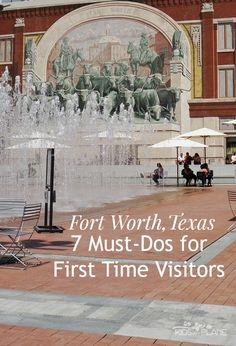 Things to Do with Kids in Fort Worth Texas - 7 Must Dos for First Time Visitors